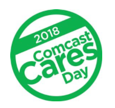 Comcast Cares Day Logo