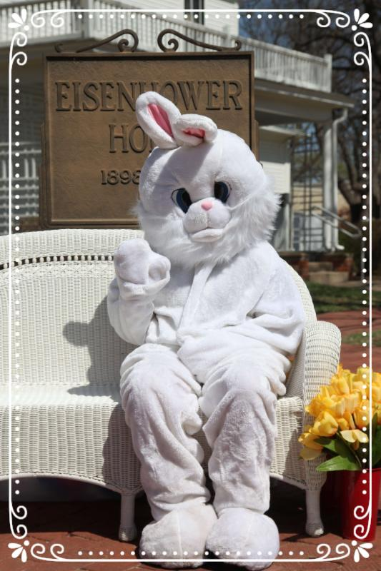 easter bunny wave
