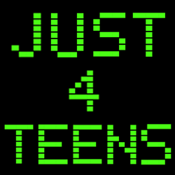 Just 4 teens graphic