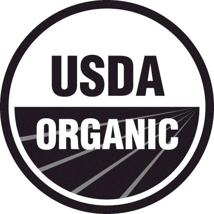 USDA-ORGseal BW