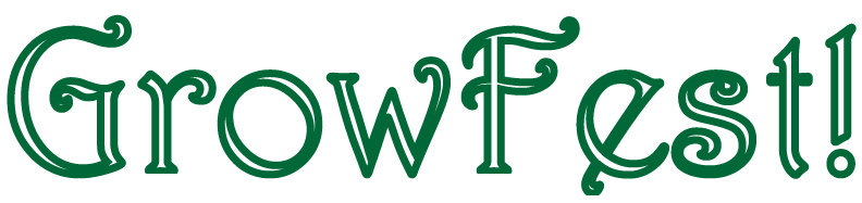 GrowFest! logo