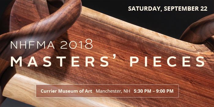 New Hampshire Furniture Masters Annual Event