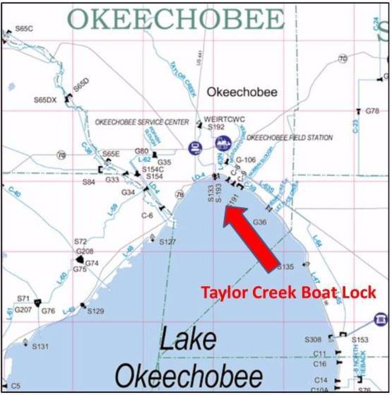 Taylor Creek Locator