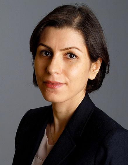 Dr. Sara Abedi. | Image: Courtesy of Sara Abedi