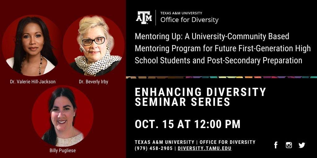 October seminar