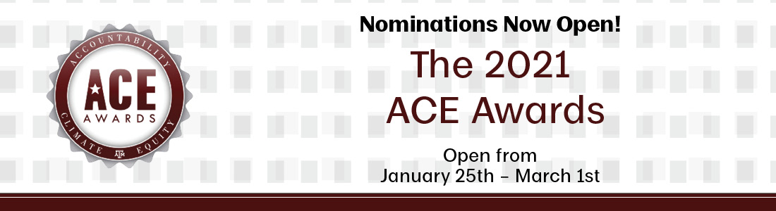 ACE Awards graphic