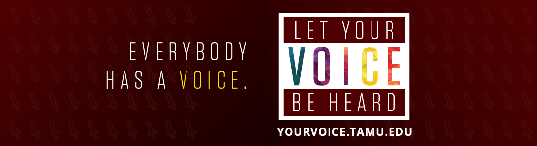 Your Voice graphic