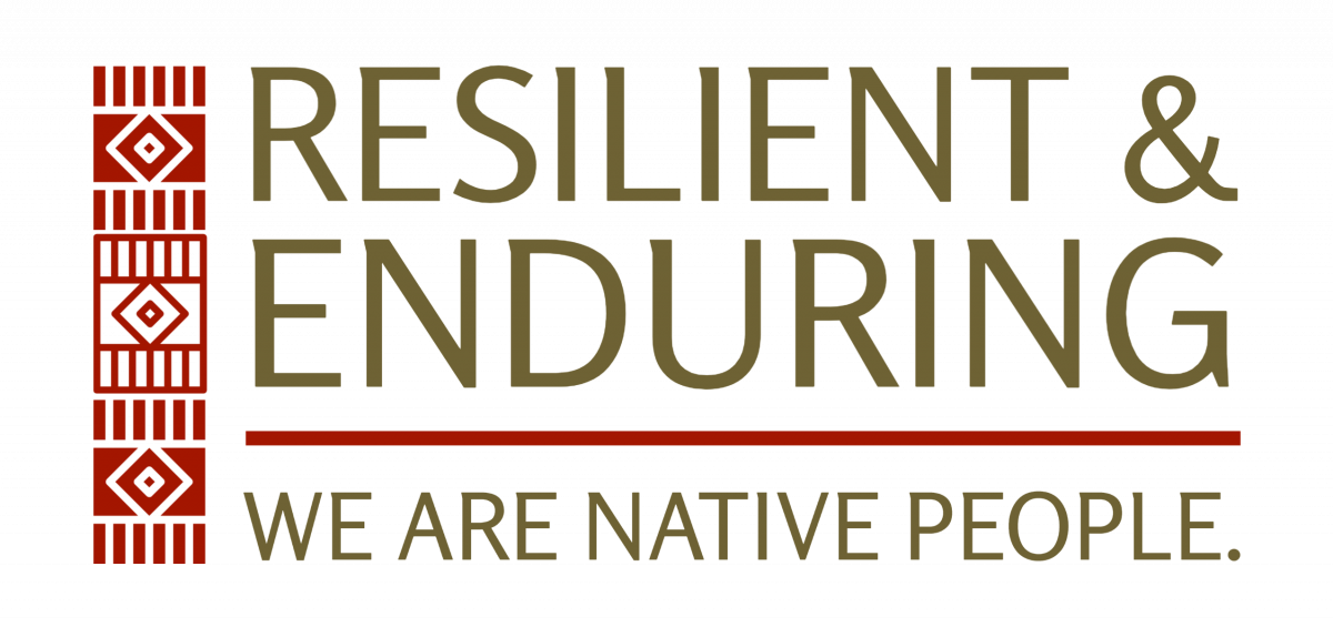 National Native American Heritage Month Logo