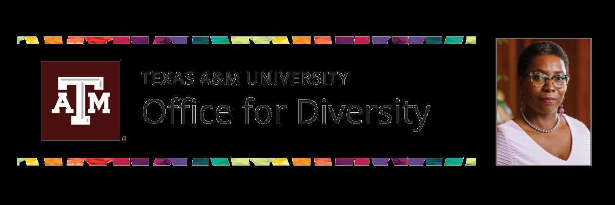 Office for Diversity header
