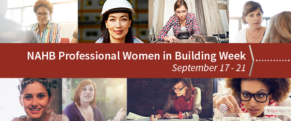 2018 Professional Women in Building Week
