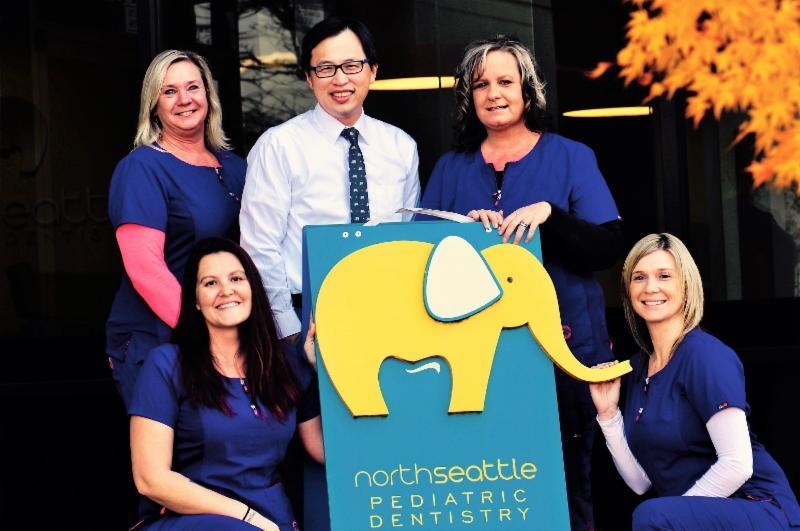 N Seattle Pediatric Dentistry Team