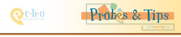 Probes & Tips header