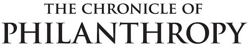 Chronicle of Philanthropy Logo