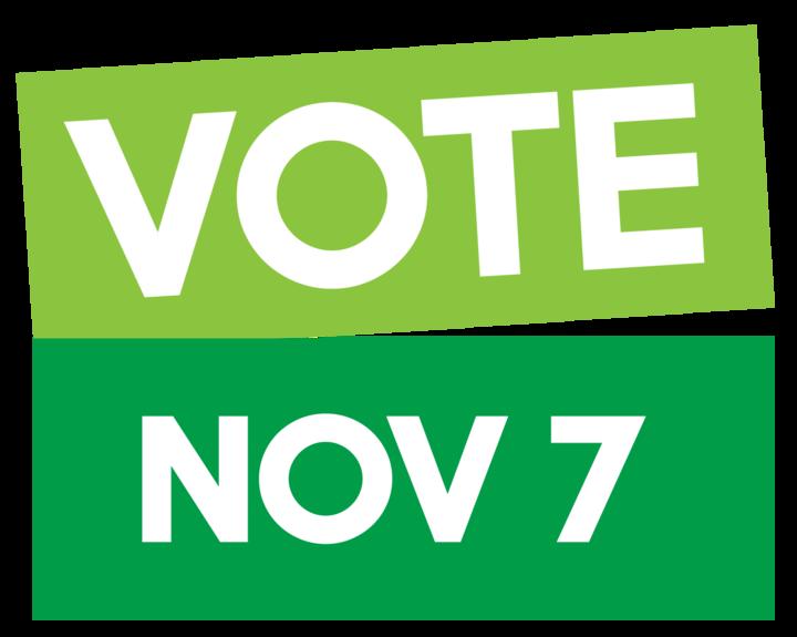 Vote Nov. 7