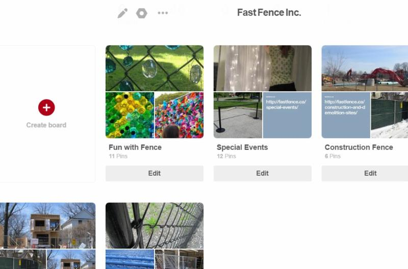 Fast Fence on Pinterest