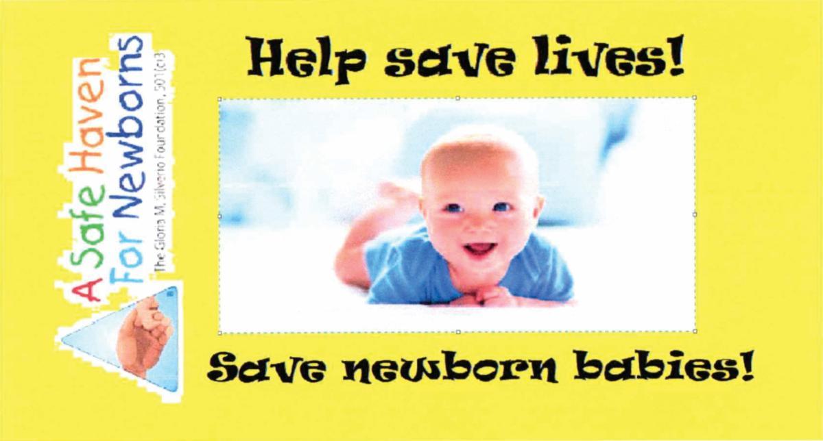 Safe Haven for Newborns Community Service Hours