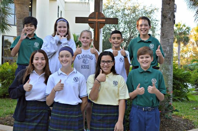 St Anastasia Catholic School Newsletter November 9 2016