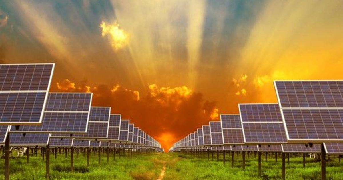 Going solar with tax credits