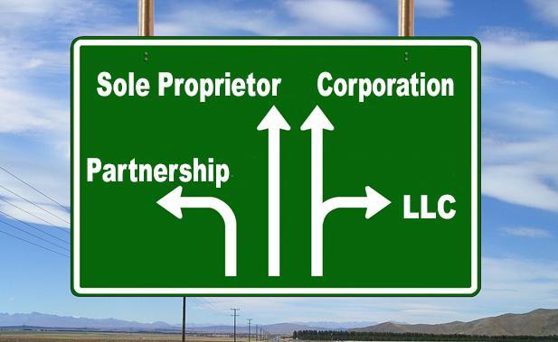 Choosing a business entity