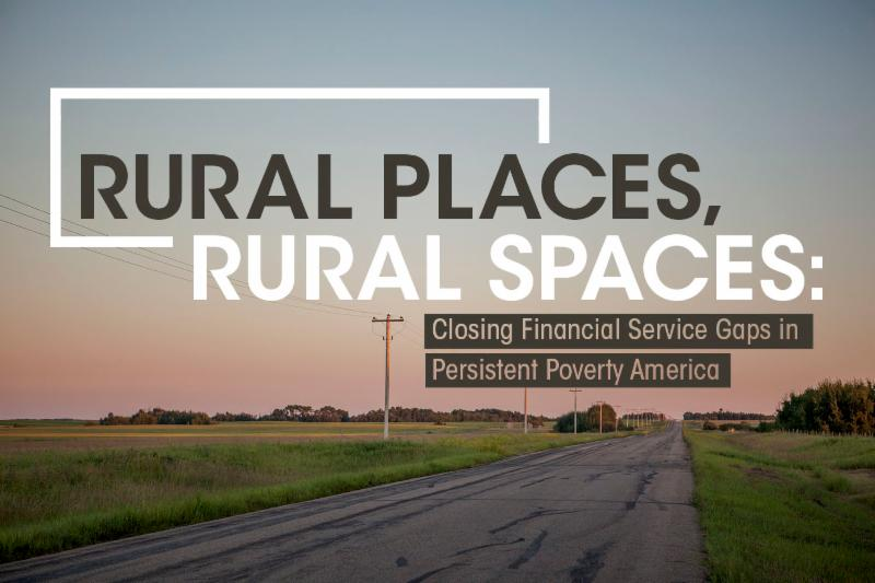 Rural Places Rural Spaces Policy Forum