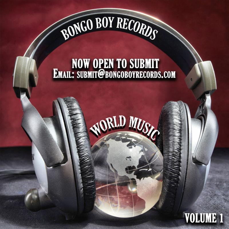 Submit Your World Music for Volume 1 - Compilation Release