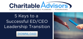 5 keys to successful ED/ CEO transition