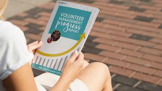 Download the Volunteer Management Progress Report