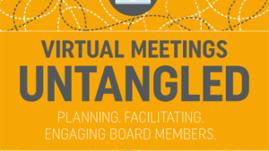 Virtual meetings untangled