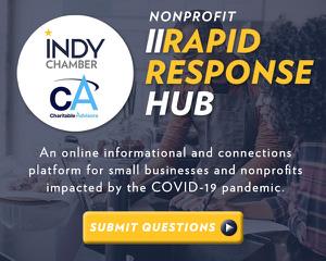 Indy Chamber Rapid Response Hub