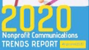 The nonprofit communications trend report.