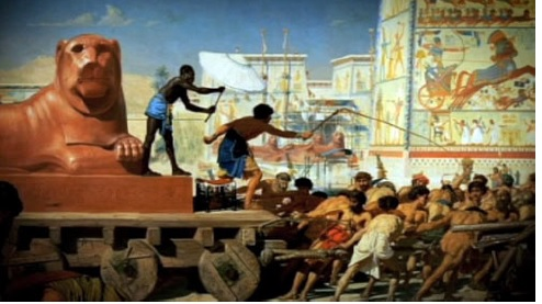 Slavery – a long shameful history