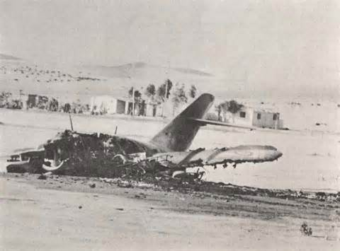 In A Surprise Move Israeli Air Force Destroyed 400 Egyptian Planes Courageously Drove Syria From The Golan Heights Retook The Sinai Peninsula