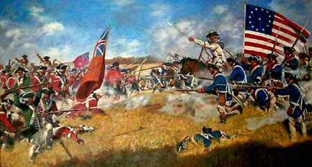 the battle of cowpens is widely considered the tactical masterpiece and turning point of the revolutionary war