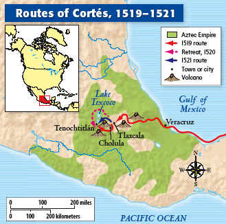 Cortés & the Conquest of Aztec Mexico What You Didn t Know