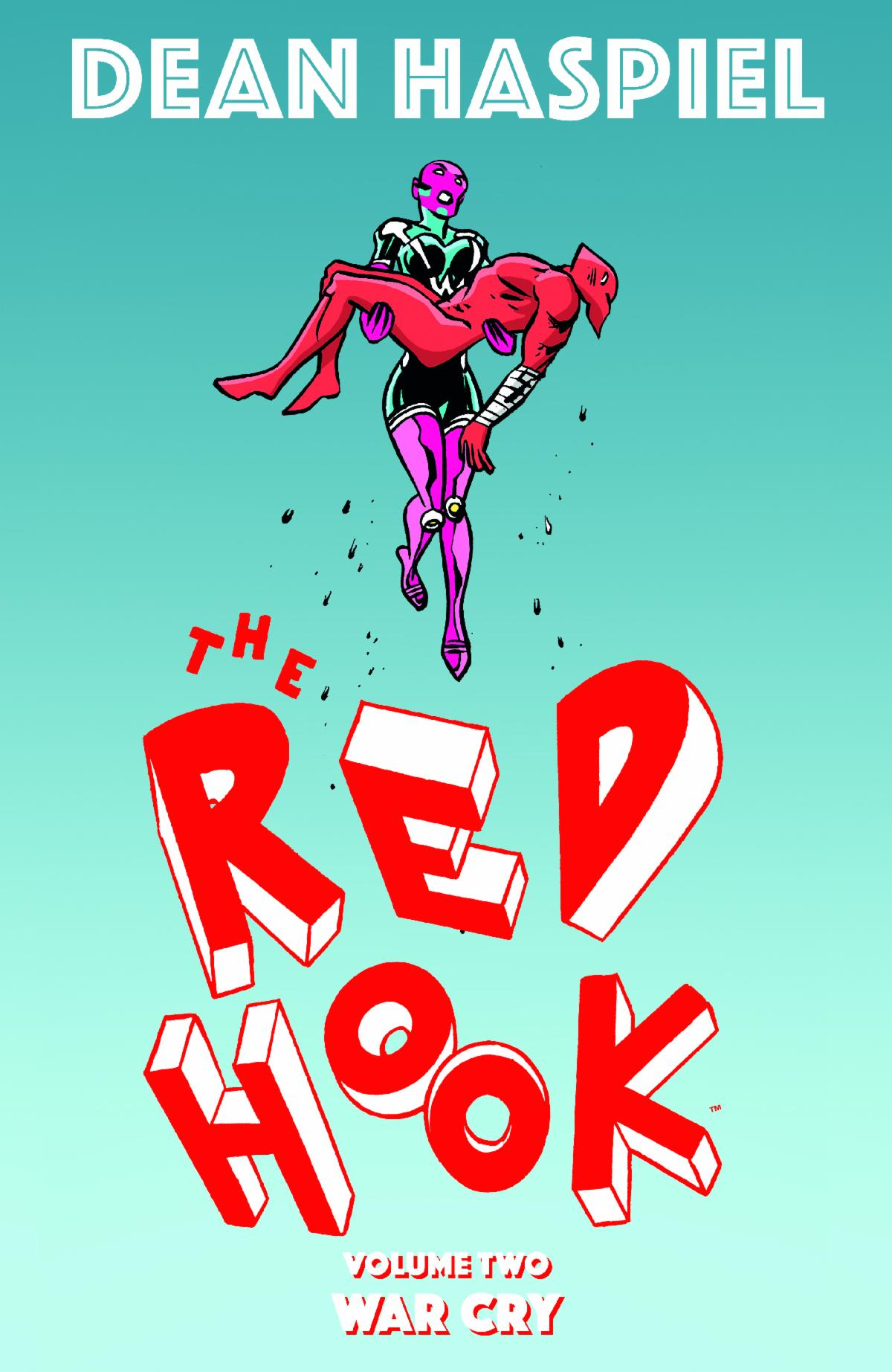 The Red Hook by Dean Haspiel