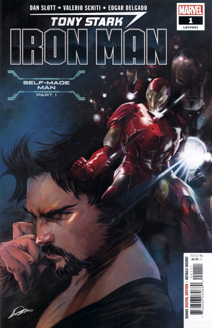 Tony Stark_ Iron Man by Dan Slott