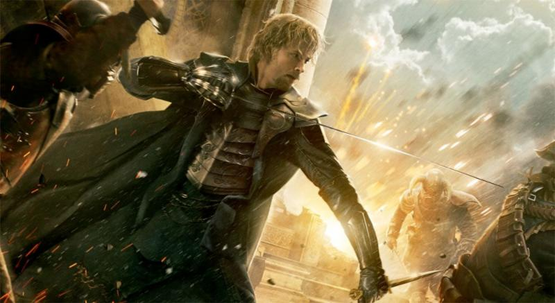 Thor_s Fandral the Dashing