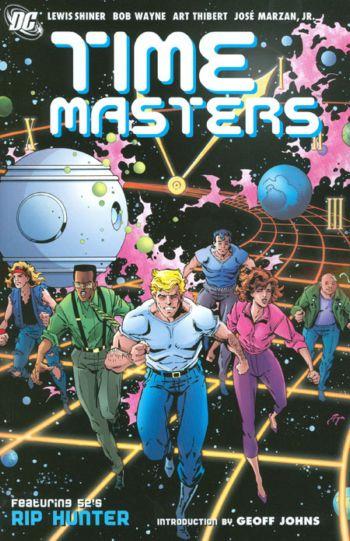 Time Masters by Bob Wayne