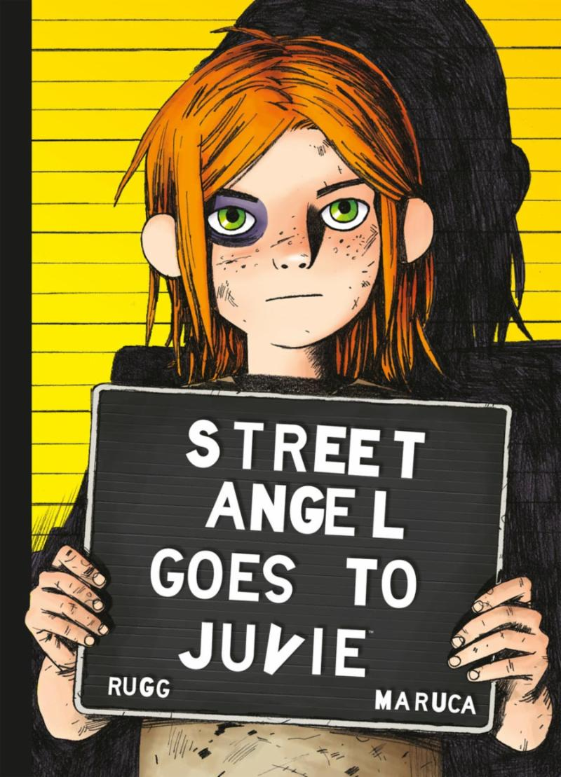 Street Angel Goes to Juvie by Jim Rugg
