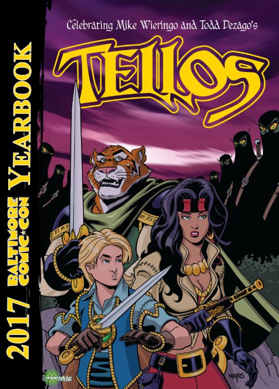 Tellos BCC Yearbook 2017