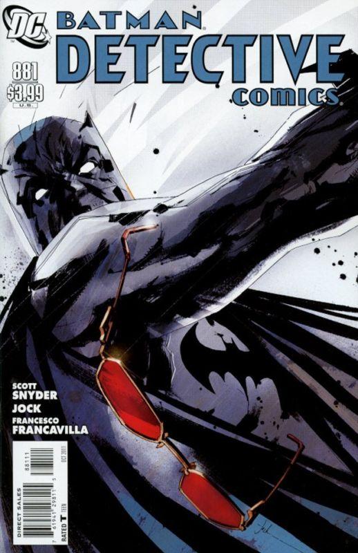 Detective Comics by Scott Snyder