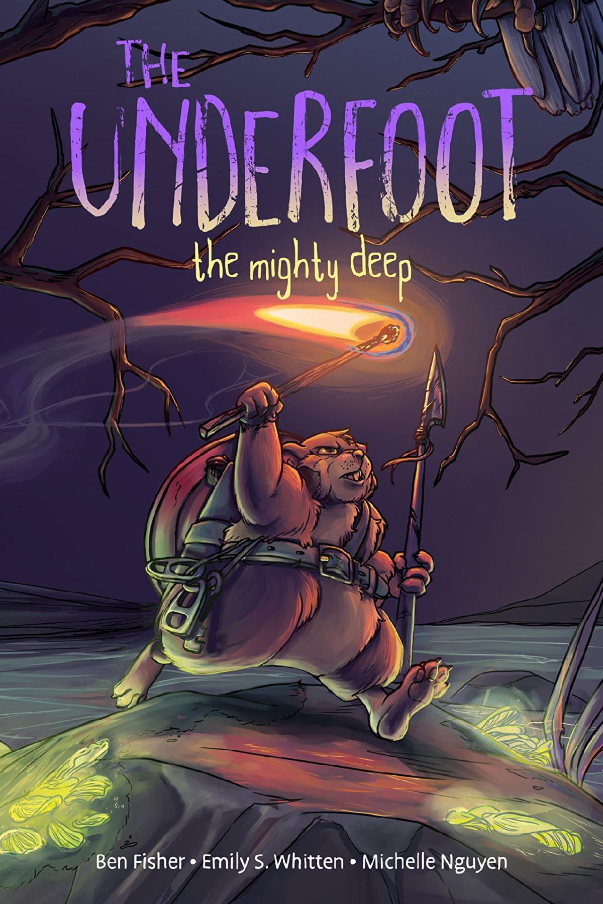 The Underfoot b y Emily S. Whitten