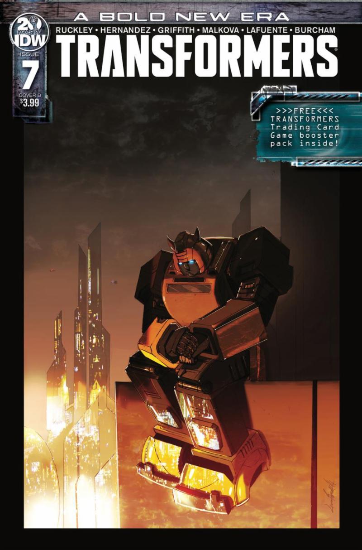 Transformers by Livio Ramondelli