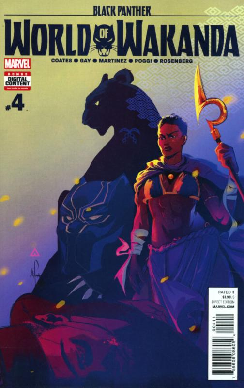 Black Panther_ World of Wakanda by Afua Richardson _ Alitha Martinez