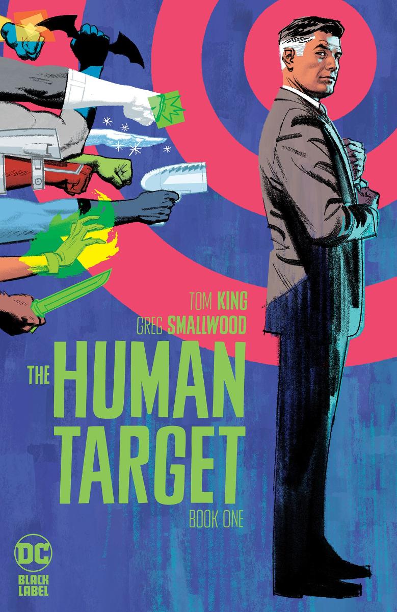 Human Target by Tom King