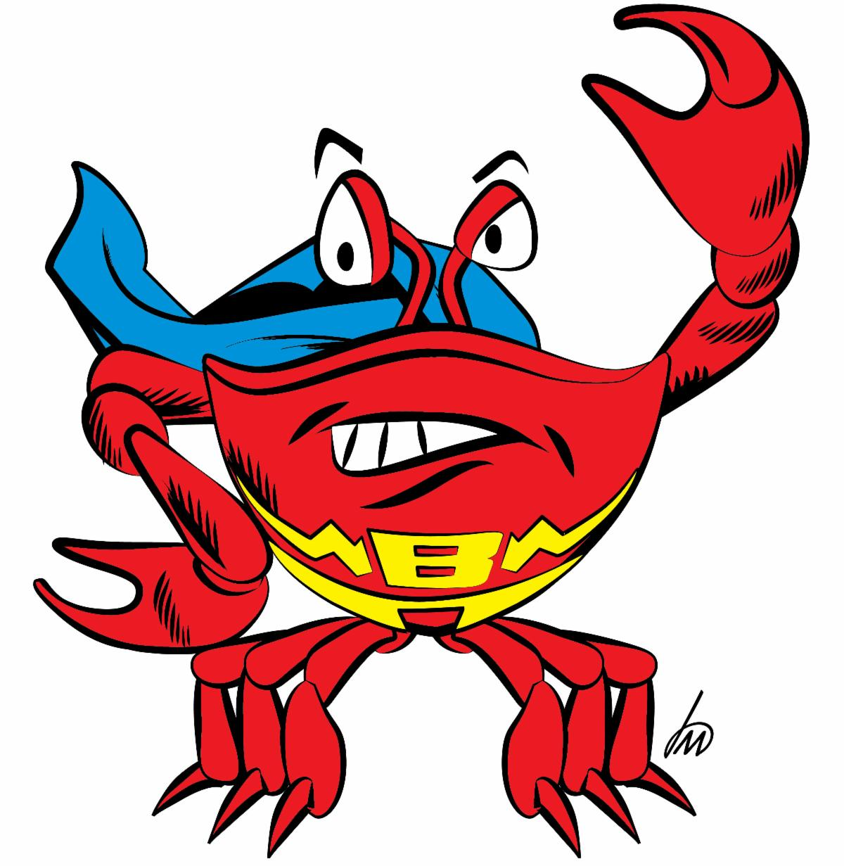 Buster Crab by Marty Baumann