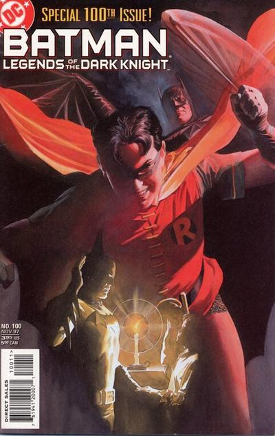 Batman_ Legends of the Dark Knight by Denny O_Neil