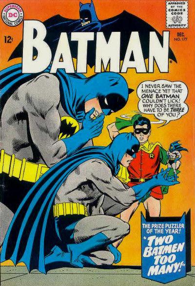 Batman by Joe Giella