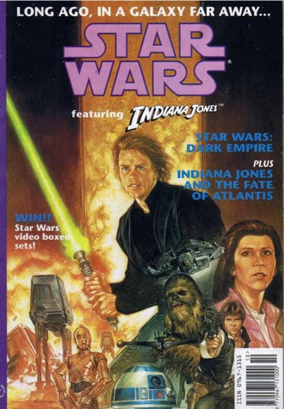 Star Wars by Dave Dorman