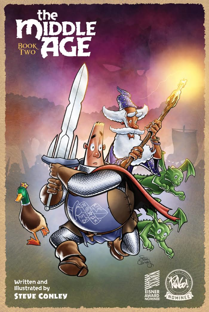 The Middle Age cover